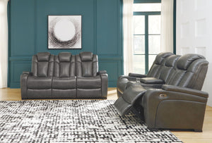 Turbulance Power Reclining Sofa