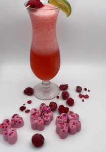 #014 Raspberry Daiquiri 70g Bag of Hearts