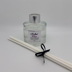 #011 Mulled Wine 100ml Reed Diffuser