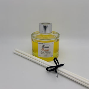 #009 Spiced Orange 100ml Reed Diffuser