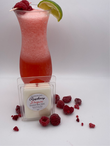 #014 Raspberry Daiquiri 80g Clamshell