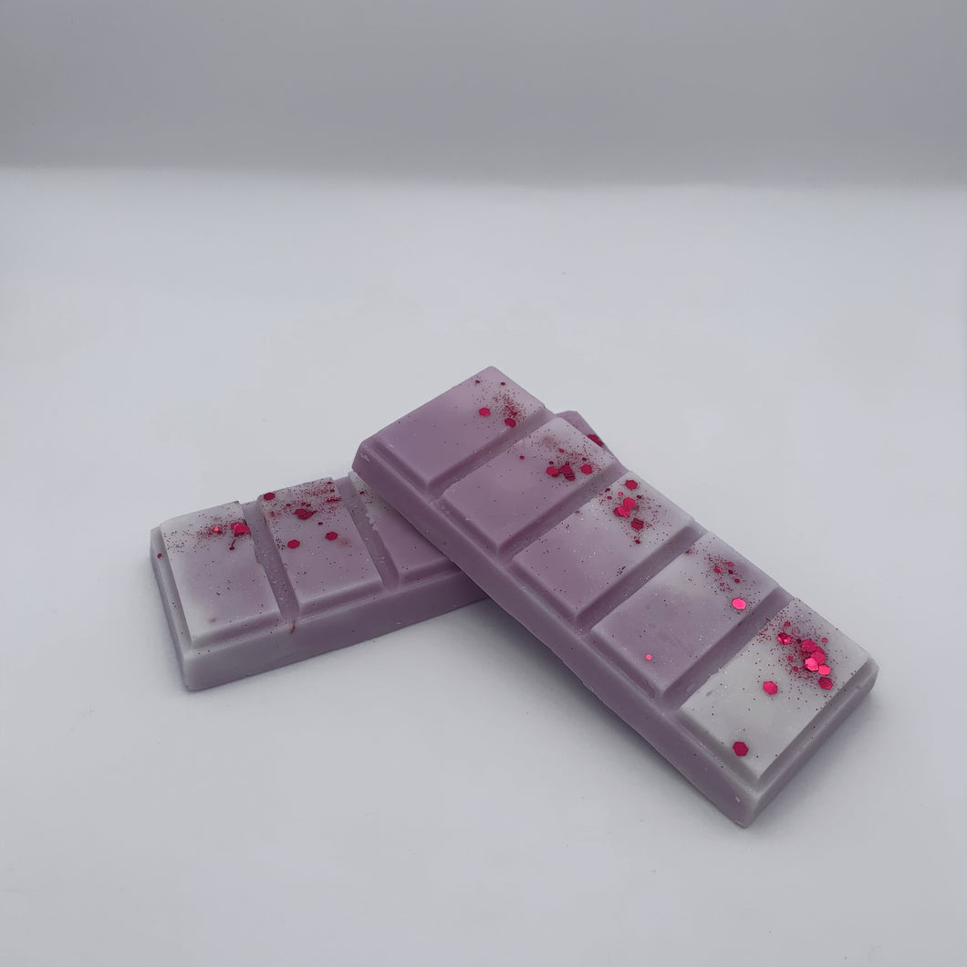 #004 Black Pomegranate 50g Snap Bar
