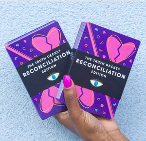 the truth deck reconciliation edition- 60 cards