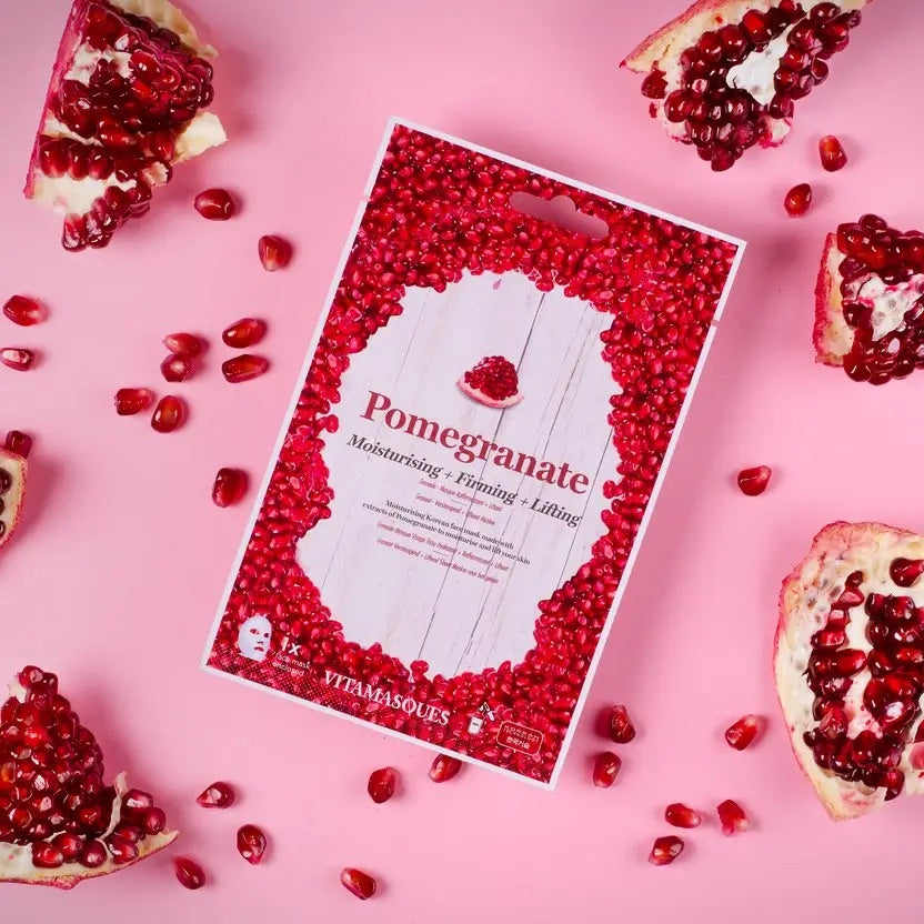 Pomegranate Sheet Mask