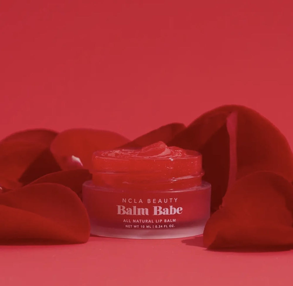 Balm Babe Red Roses Lip Balm