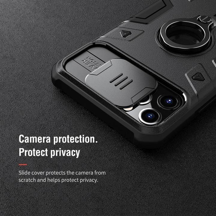 NEW Camera Protection Ring Holder Drop Protection Phone Case for iPhone 11 11Pro 11Pro Max