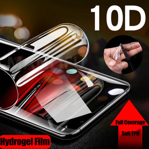 2Pack 10D Curved Soft Hydrogel Film For Samsung A50 A60 A70 A80 A90 A51 A71