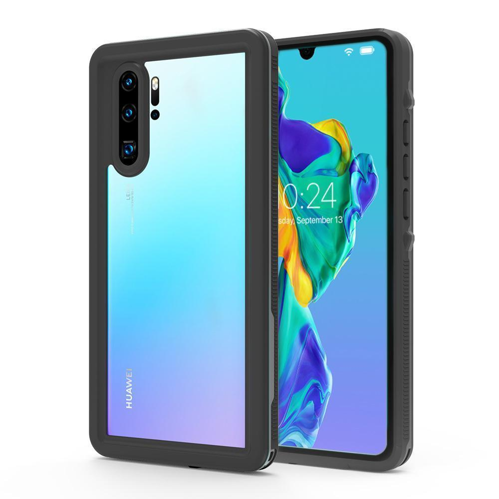 RIP68 Waterproof Full Body Protective Cover for HUAWEI P30 Pro P30 Mate20Pro P20 lite P20 P20Pro