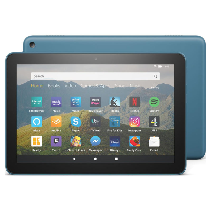 "Fire HD 8 Tablet | 8"" HD display"