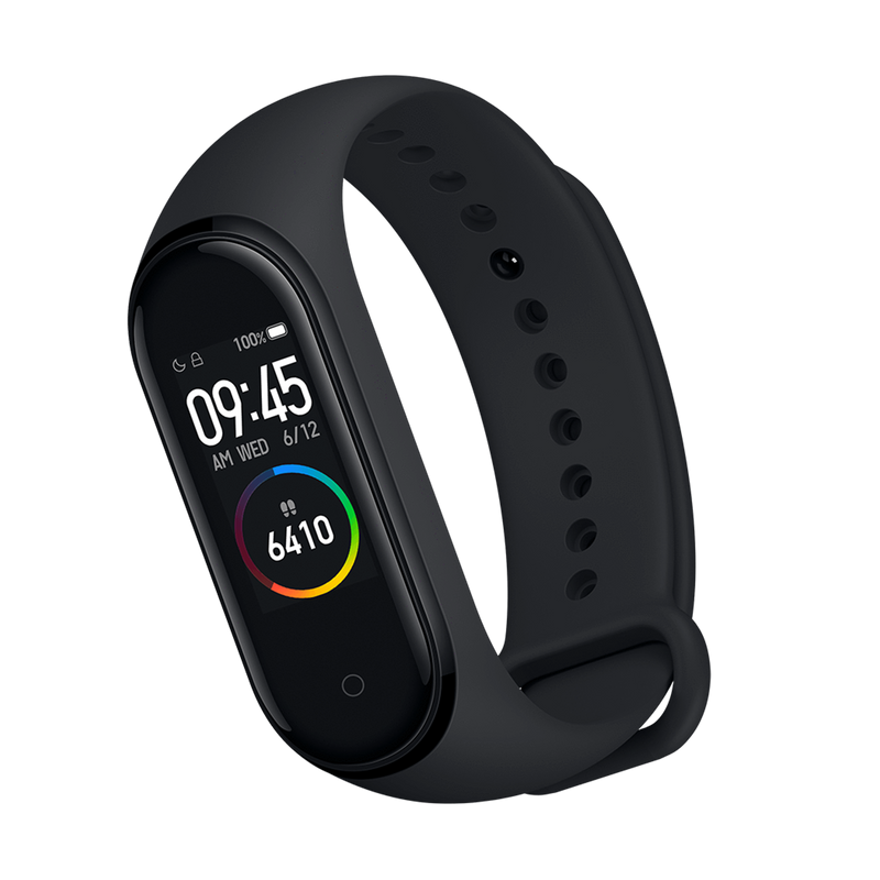 Xiaomi Mi Smart Band 4 Fitness Tracker (Black)
