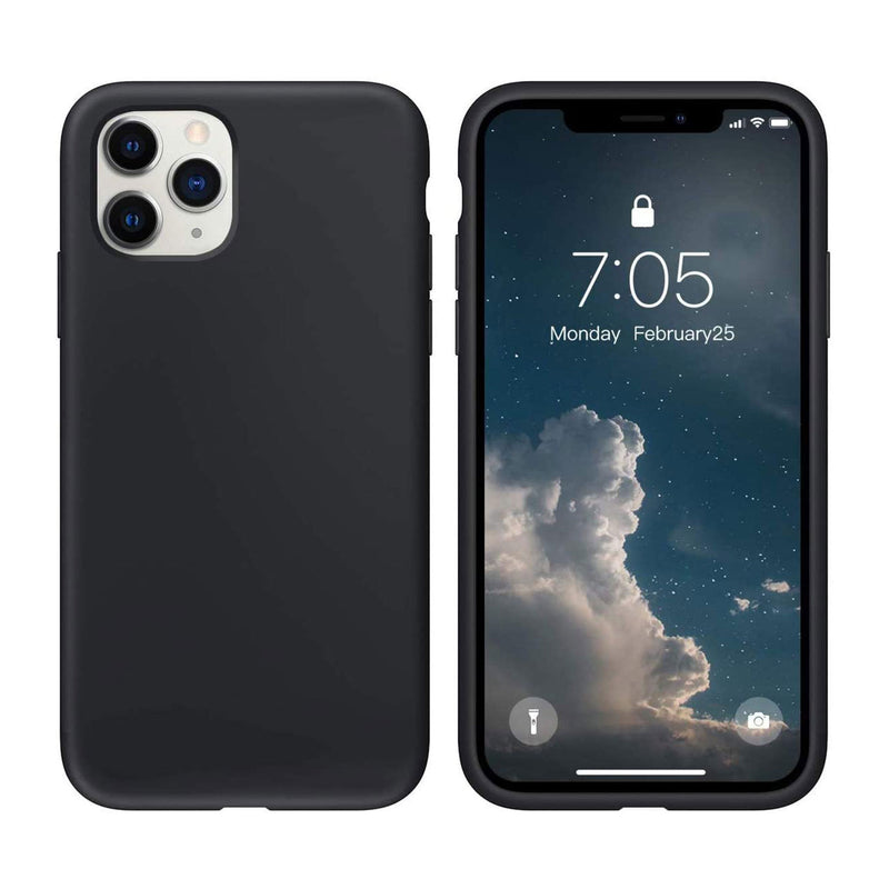 Full Body Liquid Silicone Case for iPhone 11 Pro Max (6.5 inch)