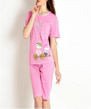 K75-2693 2 Pcs Set Nightwear