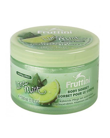 FRUTTINI LIME MINT BODY SORBET