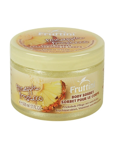 FRUTTINI PINEAPPLE PROSECCO BODY SORBET