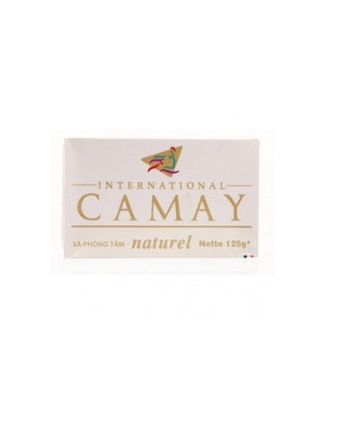 INTERNATIONAL CAMAY NATUREL FRAGANCE SOAP