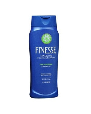 FINESSE BEAUTIFUL VOLUMIZING SHAMPOO SILK & SOY PROTEIN ENRICHED FINE.THIN HAIR