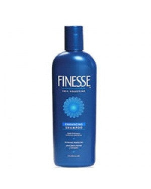 FINESSE ENHANCING SHAMPOO SILK & SOY PROTEIN ENRICHED FOR NORMAL.HEALTHY HAIR