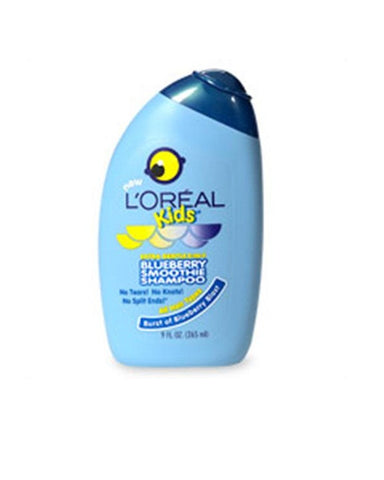Loreal Kids Extra Gentle 2 In 1 Shampoo Blueberry Smoothie
