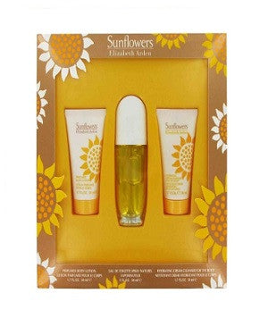 Elizabeth Arden Sunflower Set Of 3 (Women)