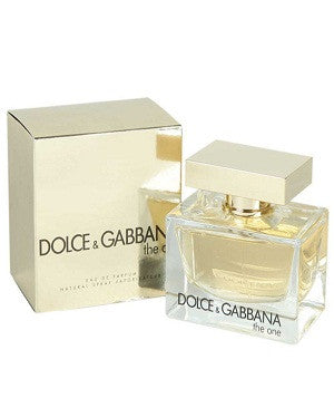 D&G the One Women Edp 75ML