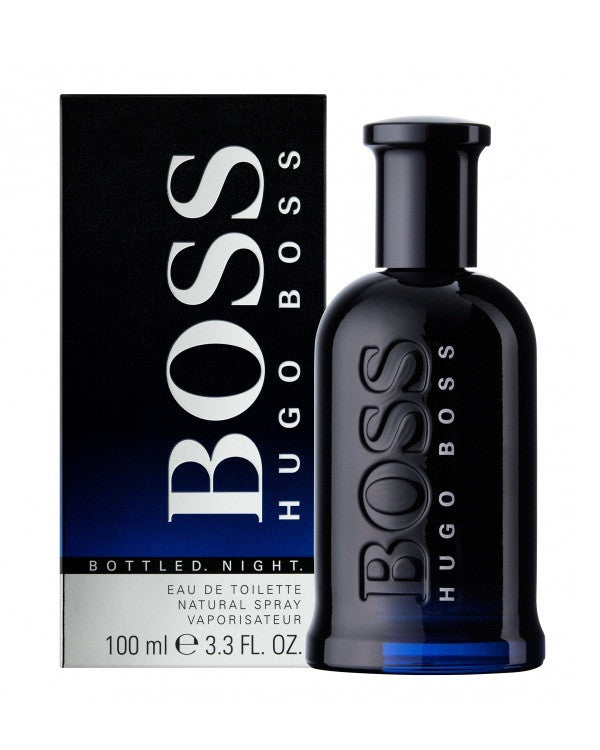Boss Hugo Boss Botteld Night Natural Spray-Edt-100Ml
