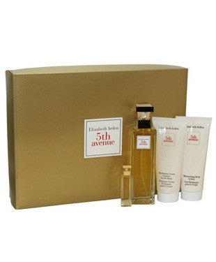 Elizabeth Arden 5Th Avenue Set Of 4 (Women)