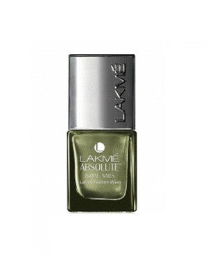 LAKME ABSOLUTE ROYAL NAILS TEAL FANTASY - 10 ML