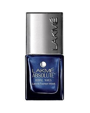 LAKME ABSOLUTE ROYAL NAILS GREY DILEMA - 10 ML