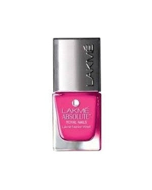 LAKME ABSOLUTE ROYAL NAILS PINK ALERT - 10 ML