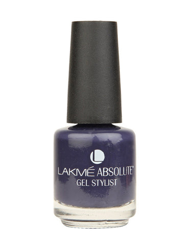 LAKME ABSOLUTE GEL STYLIST NAIL PAINT MYSTIC HUE-15 ML