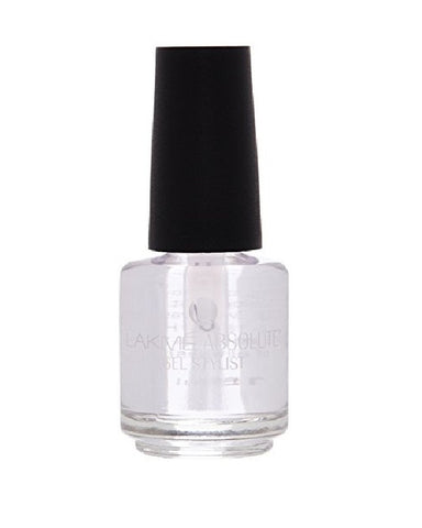 LAKME ABSOLUTE GEL STYLIST NAIL PAIN TOP COAT-15 ML