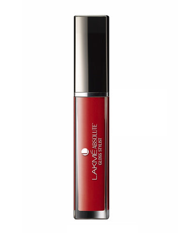 LAKME ABSOLUTE GLOSS STYLIST RED TOUCH -5 ML
