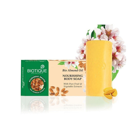 Biotique Bio Almond Oil Nourishing Body Soap 50gm
