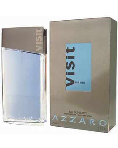 Azzaro Visit  Edt 100 ml.