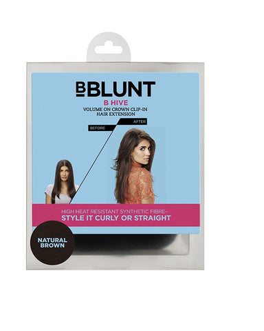 Bblunt B Hivehair Extension (Light Brown)