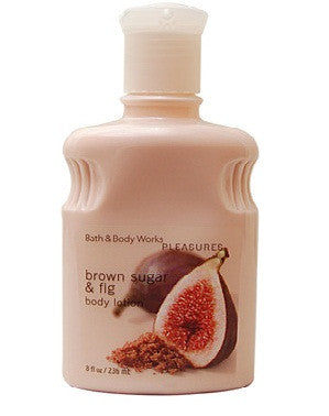 Bath And Body Works Pleasures Collection Brown Sugar & Fig Body Lotion 236Ml