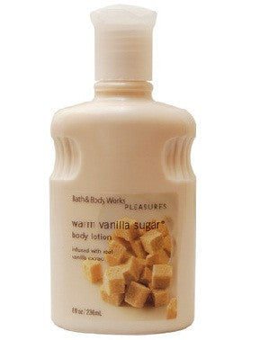 Bath And Body Works Pleasures Collection Warm Vanilla Sugar Body Lotion 236Ml