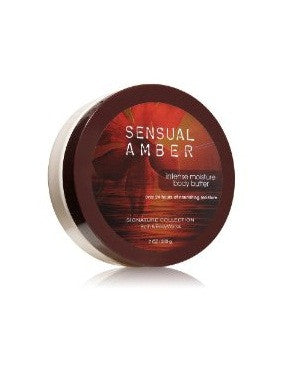 Bath And Body Works Sensual Amber Body Butter 200Gm