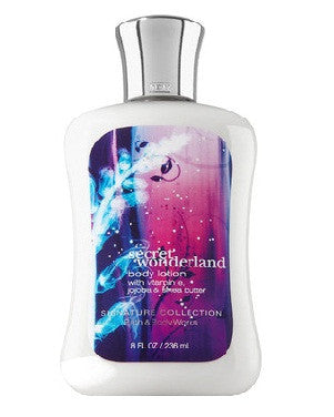 Bath And Body Works Body Lotion - Secret Wonderland 236Ml