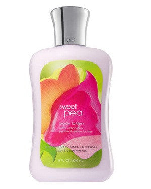 Bath And Body Works Body Lotion - Sweet Pea 236Ml