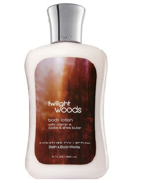 Bath And Body Works Body Lotion - Twilight Woods 236Ml - Kunchals