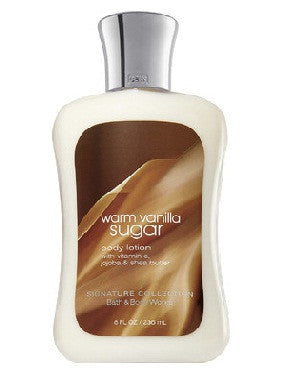 Bath And Body Works Body Lotion - Warm Vanilla Sugar 236Ml