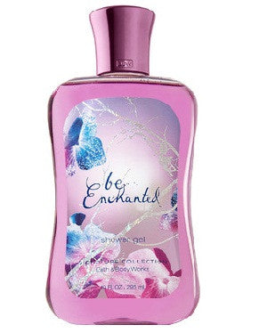 Bath And Body Works Shower Gel - Be Enchanted 295Ml