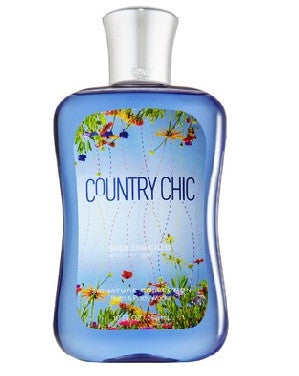 Bath And Body Works Shower Gel - Country Chic 295Ml