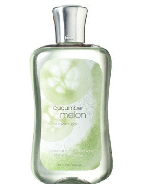 Bath And Body Works Shower Gel - Cucumber Melon 295Ml