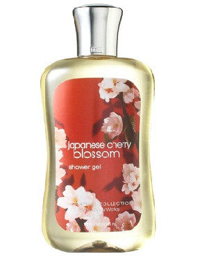 Bath And Body Works Shower Gel - Japanese Cherry Blossom Cherry Blossom 295Ml