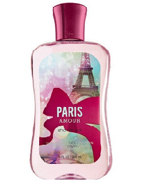Bath And Body Works Shower Gel - Paris Amour 295Ml