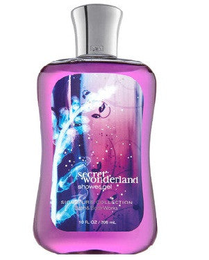 Bath And Body Works Shower Gel - Secret Wonderland 295Ml