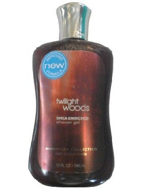 Bath And Body Works Shower Gel - Twilight Woods 295Ml
