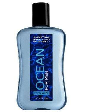 Bath And Body Works For Men - Ocean 295Ml